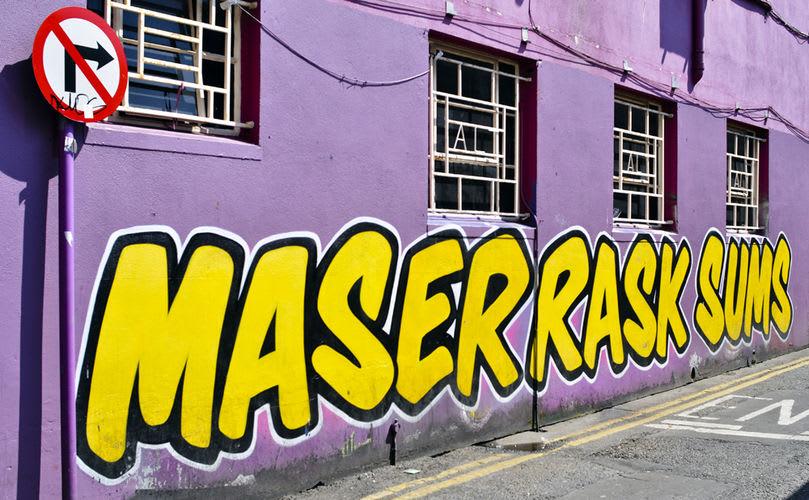 Artwork By Maser in Dublin