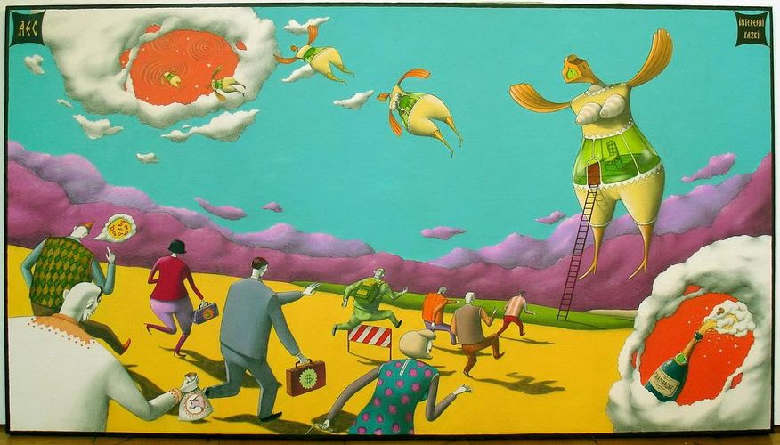 Artwork By AEC, Waone in Kiev, Kyiv