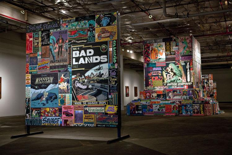 Artwork  in Dallas