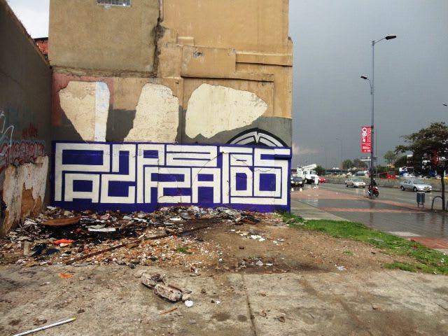 Artwork  in Bogotá