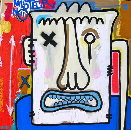 Œuvre Par Tarek à Rennes