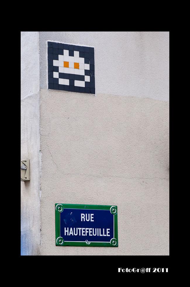Œuvre  à Paris