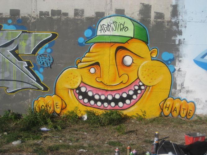 Artwork  in Gorizia