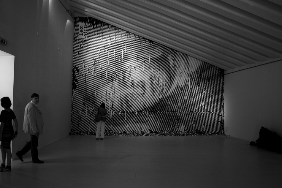 Artwork By StenLex in Spoleto