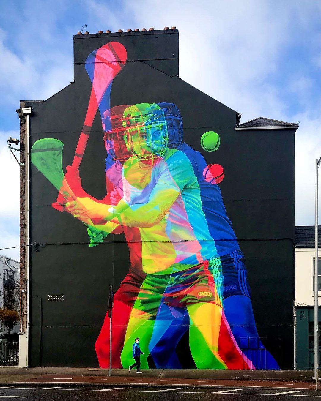 Artwork By Aches in Cork, Cork