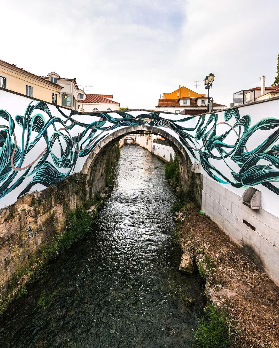 Œuvre  à Alcobaça