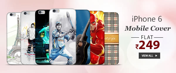 iPhone 6 Mobile Cover