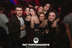 Fat Poppadaddys - Thank Fuck Exams Are Over! (27-01-20)