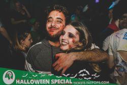 Fat Poppadaddys Presents All Hallows Eve (31-10-18)