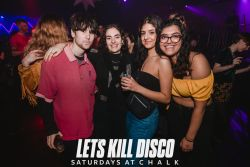 Let's Kill Disco (22-02-20)