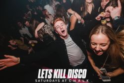 Let's Kill Disco (14-03-20)