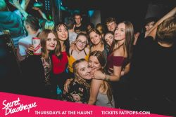 Secret Discotheque (13-09-18)
