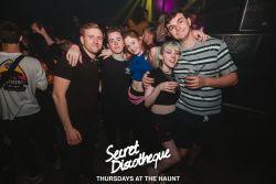 Secret Discotheque (04-07-19)