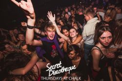 Secret Discotheque - Opening Night! (19-09-19)