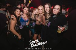 Secret Discotheque - Re-Freshers! (30-01-20)