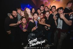 Secret Discotheque - Boy Bands! (20-02-20)