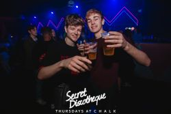 Secret Discotheque (05-03-20)