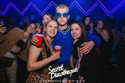 Secret Discotheque - Bottomless Discotheque! (12-03-20)