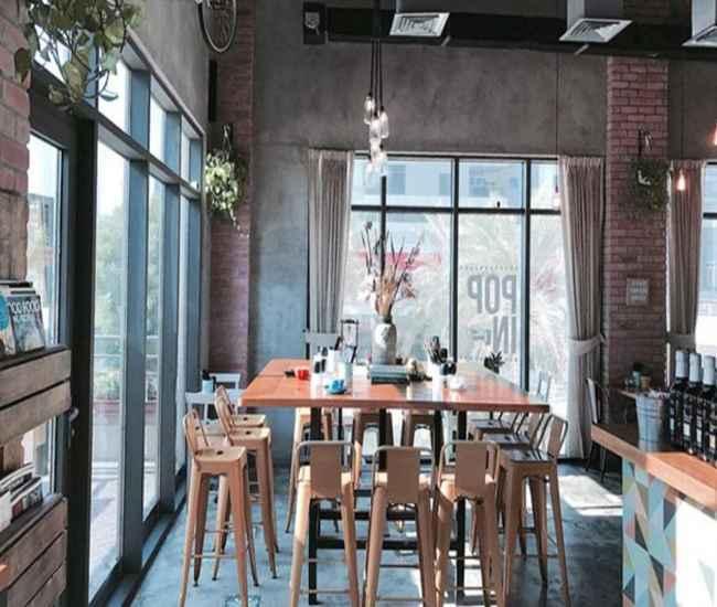 Cafe & FoodCourt | Niaga Art