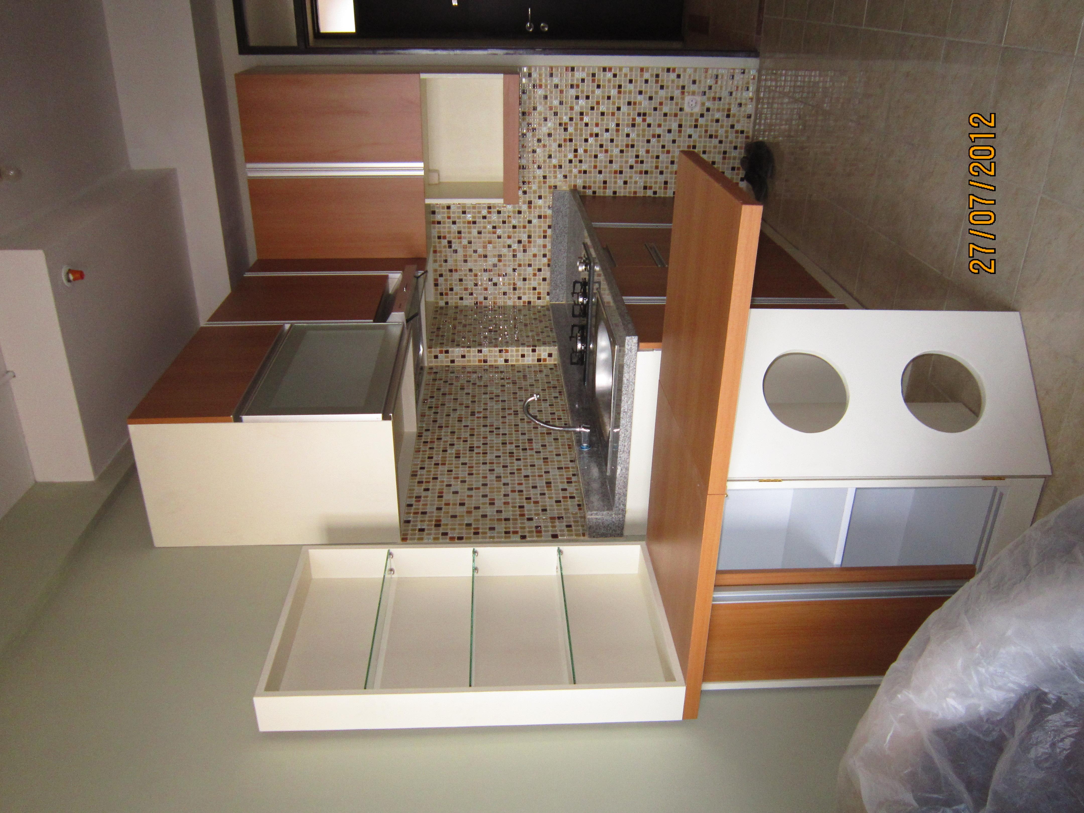 Simple Kitchen Set | Niaga Art