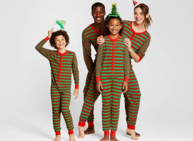 Top Cutest Hooded Footed Jumpsuit Pajamas For Women.