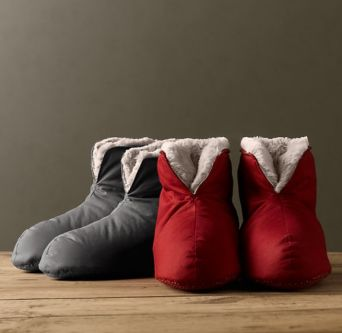 Top Best Foot Duvet Booties, Slippers 2020.