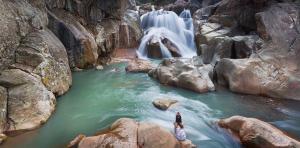 Get Chilled At Ba Ho Waterfall Nha Trang