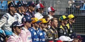 The F1 Teams in Vietnam Grand Prix 2020