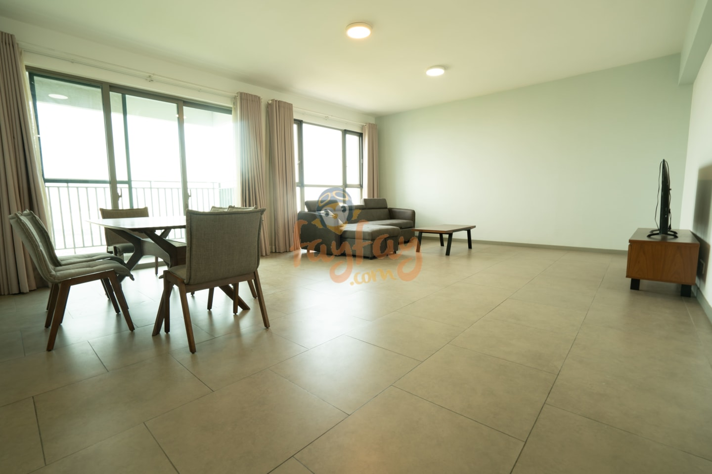 [RENT] RiVIERA POINT DISTRICT 07 - FULLY FURNISHED 3 BR UNIT - HIGH FLOOR - banner