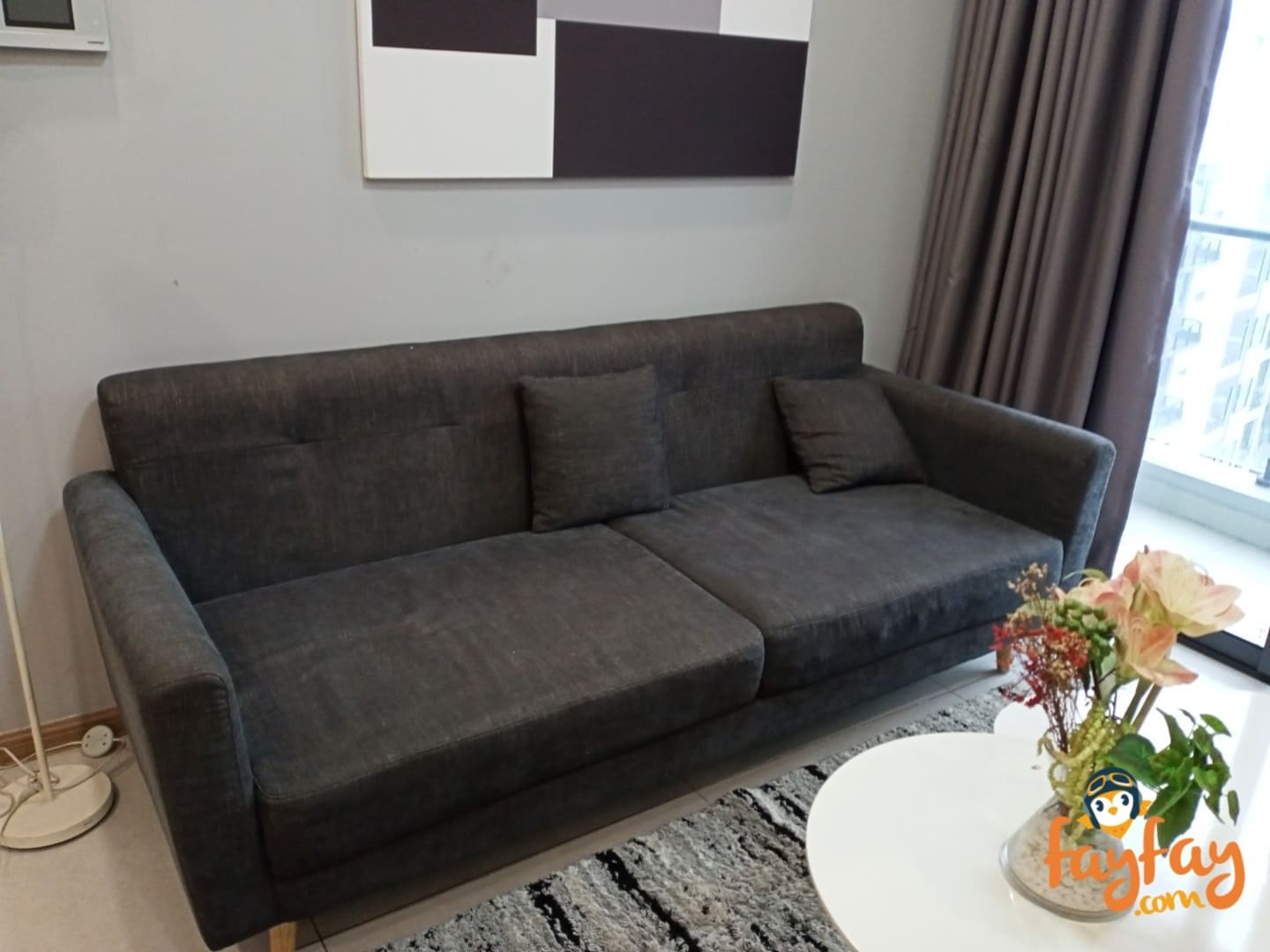 [RENT] NEW CITY VENICE TOWER - FULLY FURNISHED 3BR UNIT IV - banner