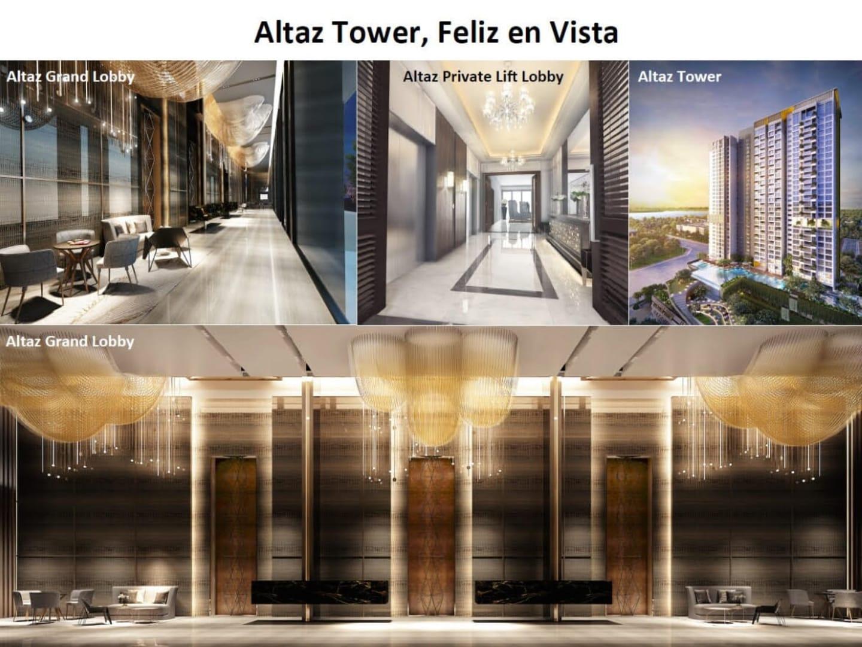 [SELL] FELIZ EN VISTA ALTAZ TOWER - UNFURNISHED 4BR SKY VILLA III PRIVATE LIFT LOBBY - banner