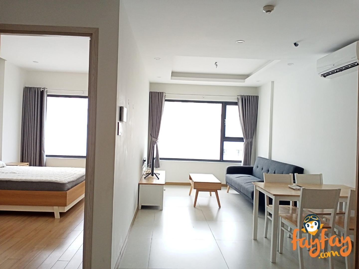 [RENT] NEW CITY BABYLON TOWER - FULLY FURNISHED 1BR UNIT IX - banner