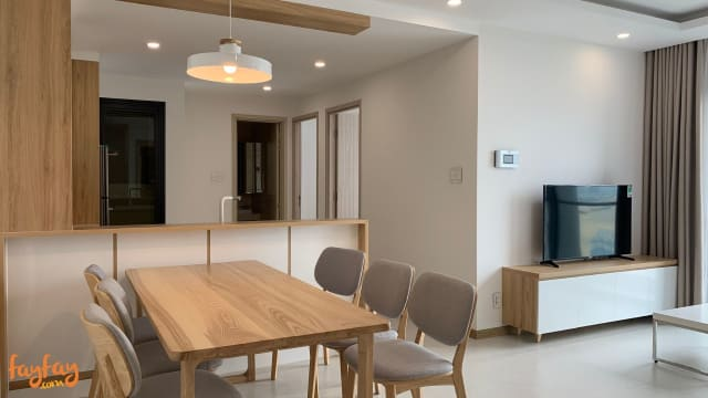 [RENT] NEW CITY BALI TOWER - FULLY FURNISHED 3BR