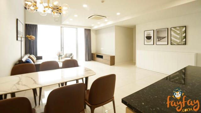 [RENT] WATERINA SUITES - FULLY FURNISHED DUPLEX 3 BR I