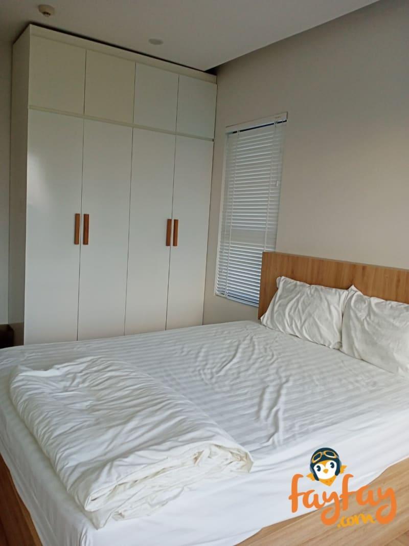 Full furnished bedroom