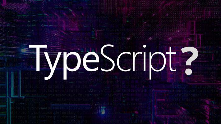 ¿Por qué aprender Typescript?