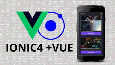 Ionic & Vue Reddit App