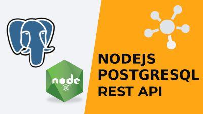 Nodejs & PostgreSQL CRUD