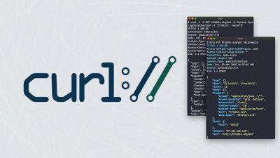 cURL Aplicación de linea de comandos