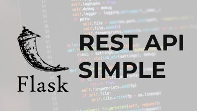 Flask Simple REST API