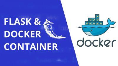 Docker & Flask | Dockerizing a Python app