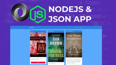 Nodejs, Express & JSON