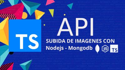 Typescritp, Nodejs & MongoDB | Photos API