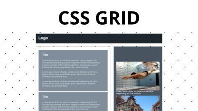 CSS GRID Layout | Ejemplo Práctico