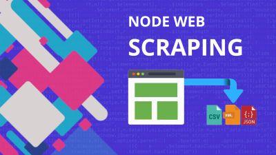 Cheerio, Nodejs Web Scrapping