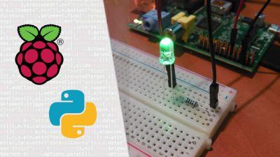 Raspberry Pi, Parpadear un Led con Python