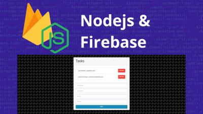 Nodejs & Realtime Database
