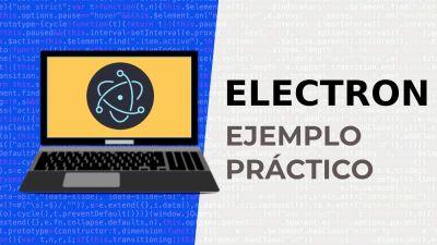 Electron.js | Aplicación de Enlaces
