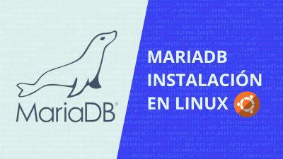 MariaDB, Instalación en Linux (y VPS)
