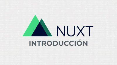 Nuxtjs | SSR Framework de Vuejs